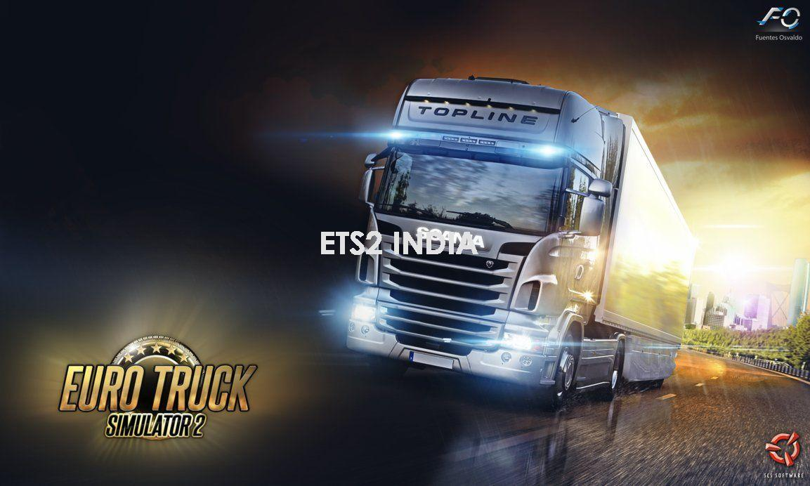 ETS 2 1.32.3s+ 61 DLCs