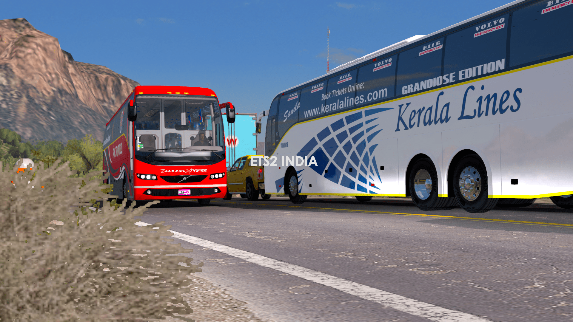 PK Travels Volvo B8R