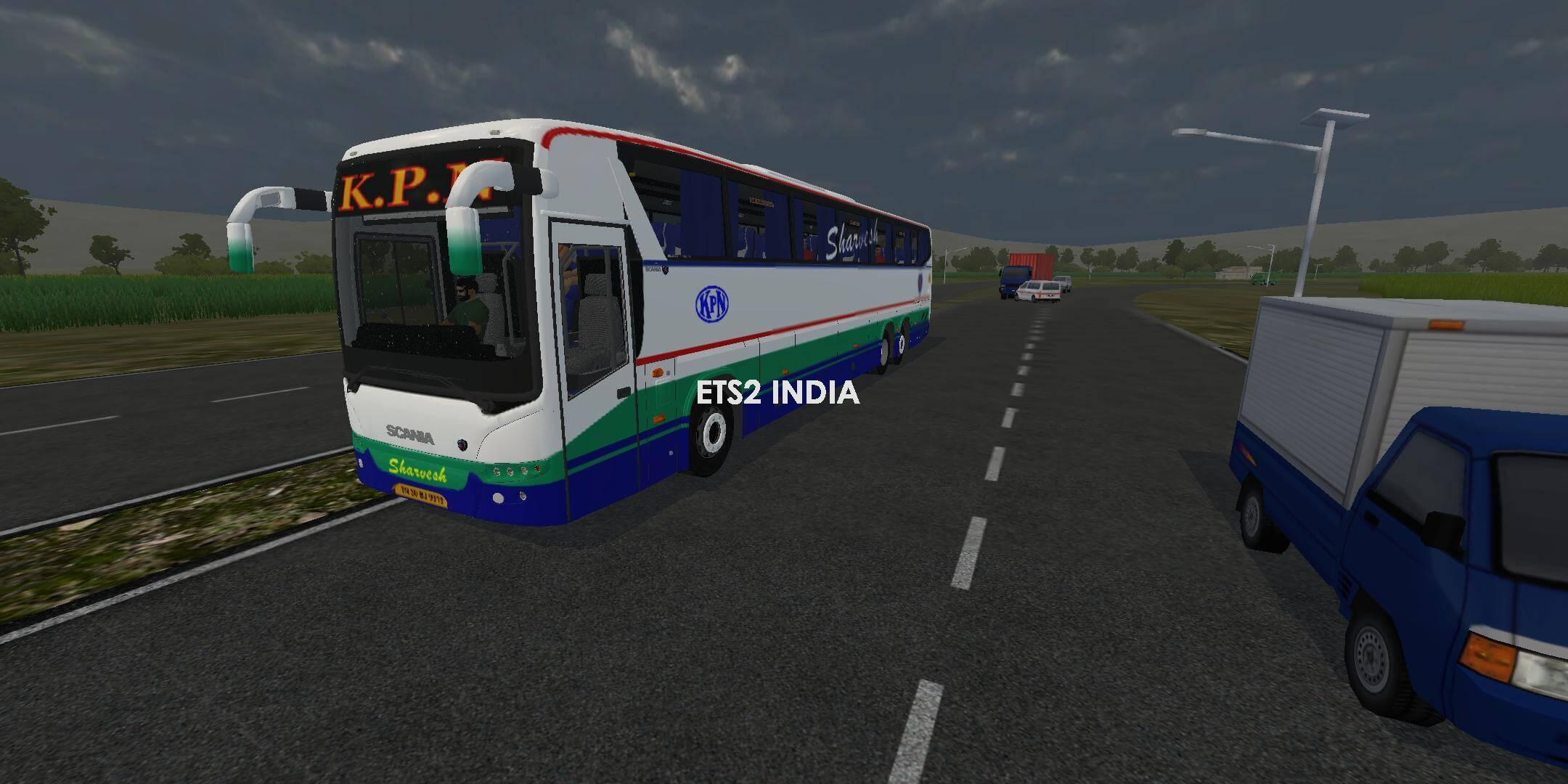 SCANIA METROLINK 14.5 HD