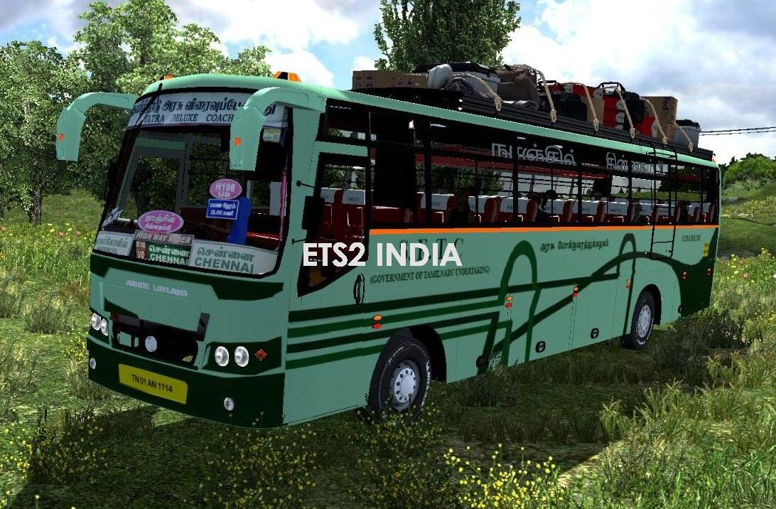 Indian Ashok Leyland SETC Ultra Deluxe Bus by BIJU MON [1.37 – 1.38]