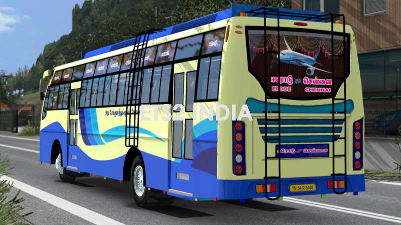 Gemini Private  tn Bus Mod  1.30v