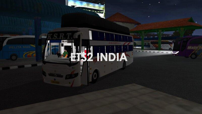 BV maxima non ac sleeper Final Version for bussid